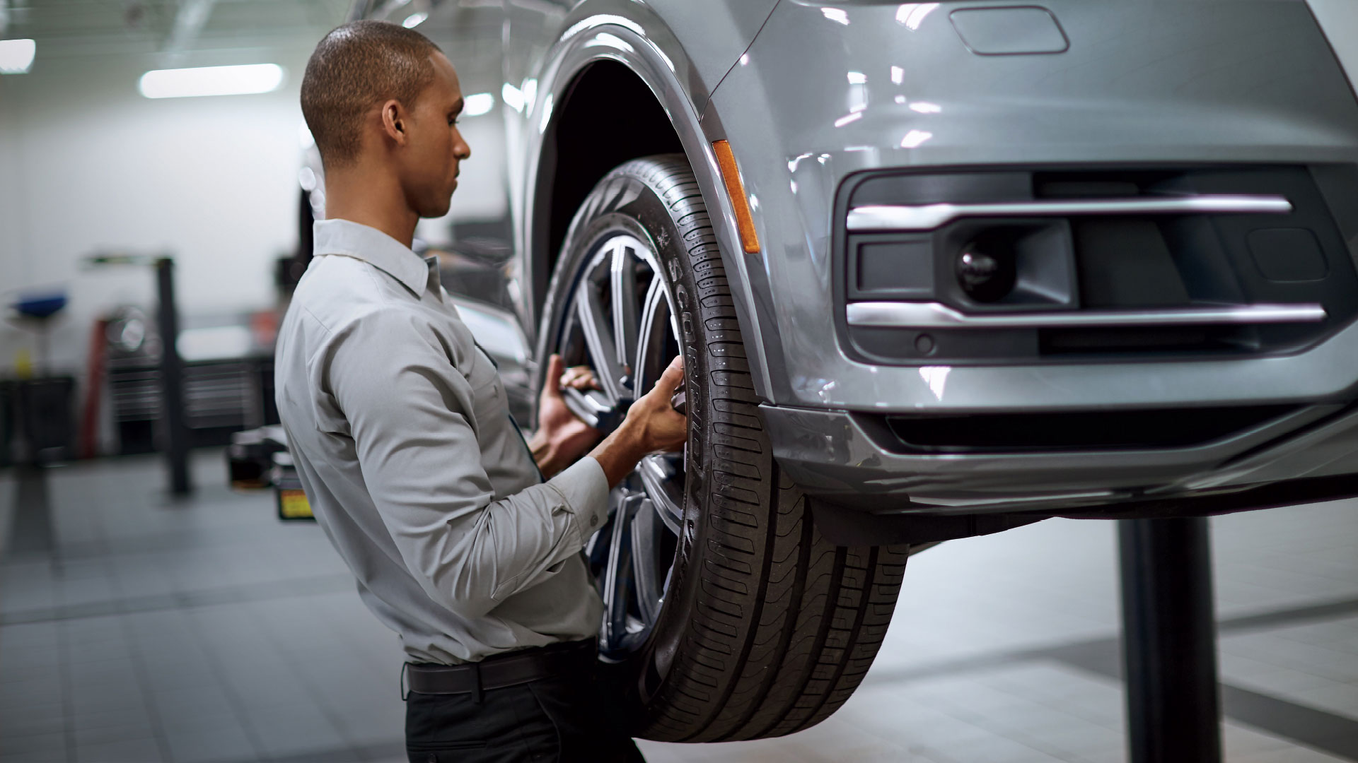 Audi Wheel Alignment Special Offer