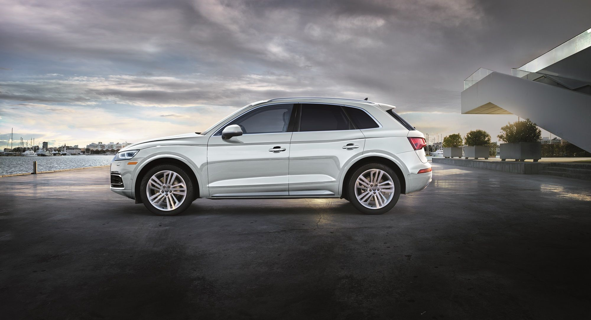 Lease the 2019 Q5 from $255 bi-weekly