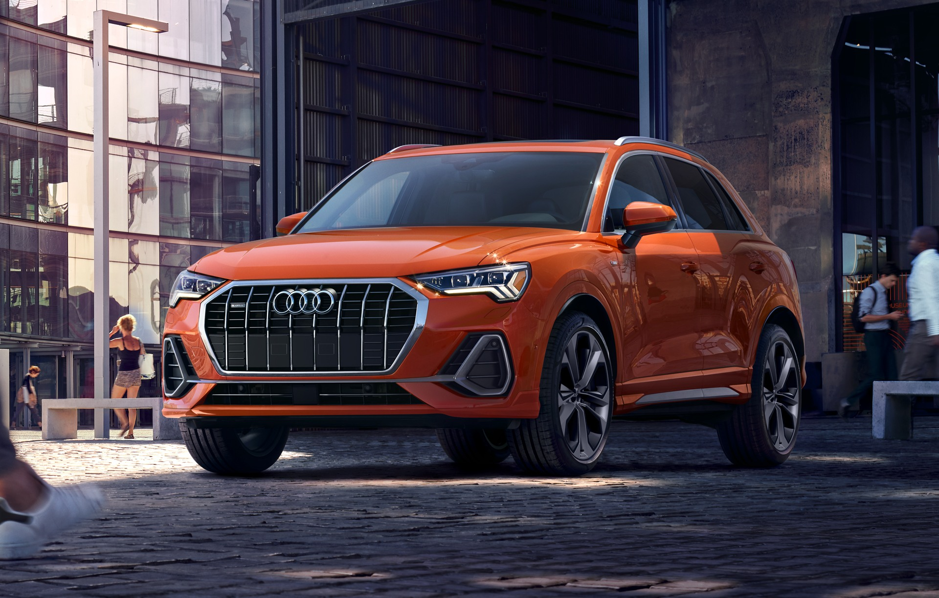 Four Reasons Why The New Q3 Should Be Your Next SUV