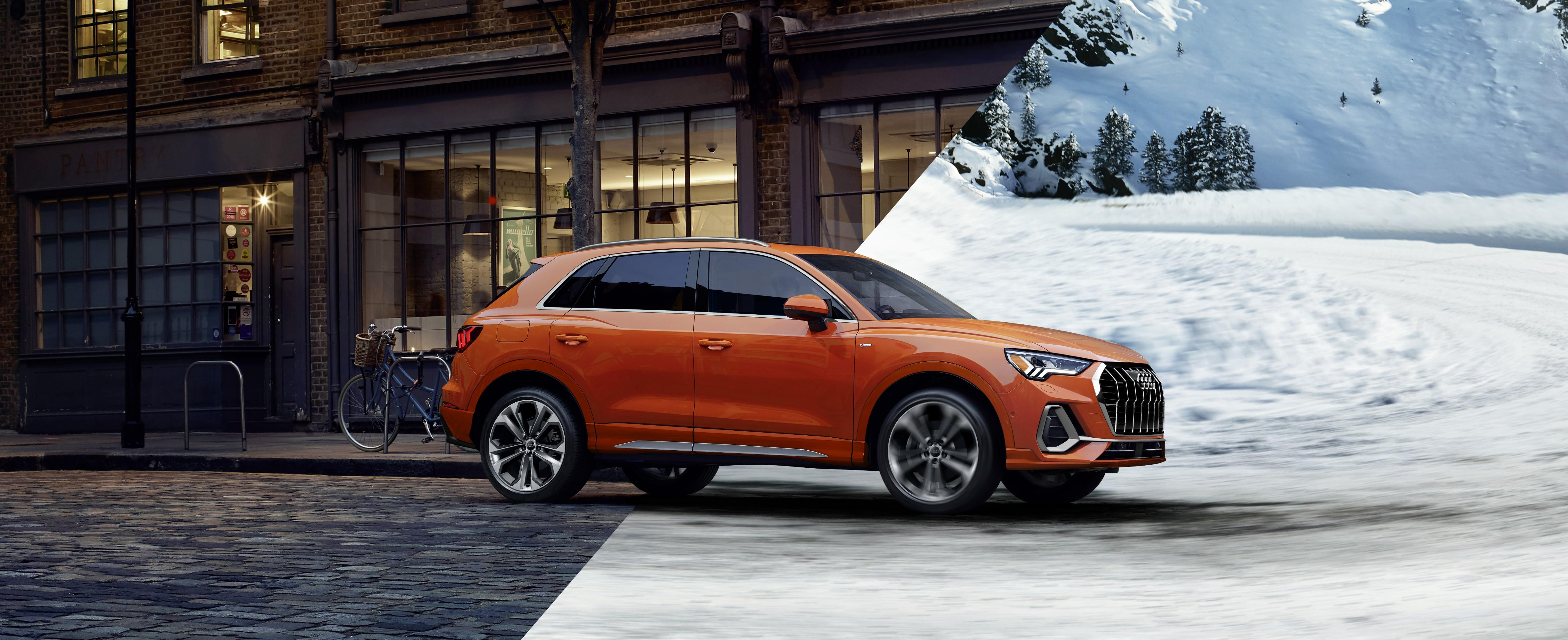 The All New 2020 Audi Q3