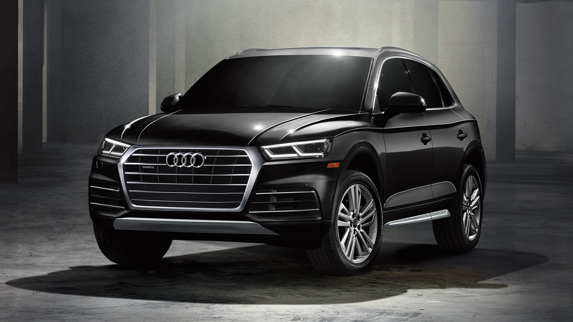 The All New 2020 Audi Q5